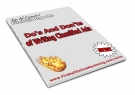 Do's And Don'ts of Writing Classified Ads eBook with Resell Rights