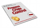 Prepare Crisis Control eBook with Resell Rights