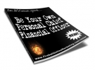 Be Your Own Personal Chief Financial Officer eBook with Resell Rights