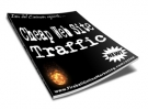 Cheap Web Site Traffic eBook with Resell Rights