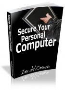 Secure Your Personal Computer eBook with Master Resale Rights