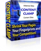 Content Clamp Software with Master Resale Rights