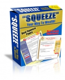 Squeeze Your Way To Wealth! Template with Master Resale Rights