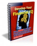 Develop Your Financial IQ eBook with Private Label Rights
