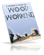 A Newbie's Guide To Wood Working eBook with Master Resale Rights