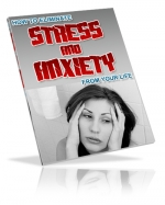 How To Eliminate Stress And Anxiety From Your Life eBook with Master Resale Rights