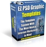 EZ PSD Graphic Templates Graphic with Resell Rights