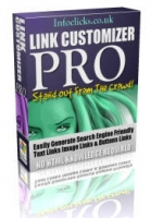 Link Customizer Pro Software with Resell Rights