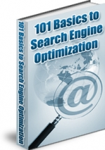 101 Basics To Search Engine Optimization eBook with Master Resale Rights
