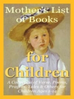 Mothers List of Books for Children eBook with Personal Use Rights