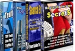 Full PLR Pack Of 4 eBooks eBook with Private Label Rights