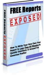 Free Reports Exposed! eBook with Private Label Rights