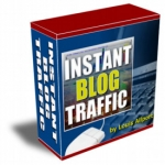 Instant Blog Traffic Video with Resell Rights