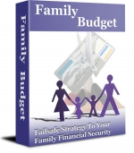 Family Budget - Failsafe Strategy eBook with Resell Rights