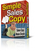 Simple Sales Copy Software with Private Label Rights