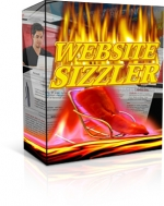 Website Sizzler Software with Private Label Rights