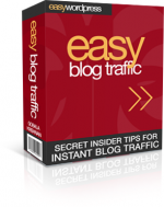 Easy Blog Traffic eBook with Resell Rights