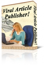 Viral Article Publisher Software with Private Label Rights
