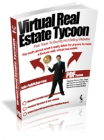 Virtual Real Estate Tycoon eBook with Master Resale Rights