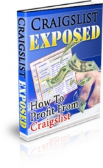 Craigslist Exposed eBook with Master Resale Rights