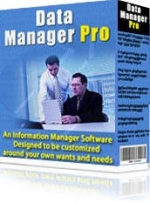 Data Manager Pro Software with Resell Rights