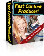 Fast Content Producer Software with Private Label Rights