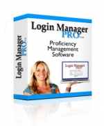 Login Manager Pro Software with Resell Rights