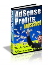 AdSense Profits Unleashed eBook with Resell Rights