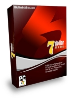 7 Dollar In A Box Software with Personal Use Rights