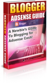 Blogger Adsense Guide eBook with Resell Rights