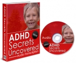 ADHD Secrets Uncovered eBook with private label rights
