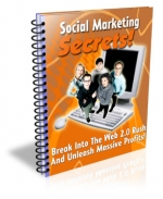 Social Marketing Secrets eBook with Private Label Rights
