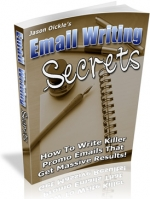 Email Writing Secrets eBook with Master Resale Rights