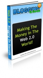 Blogging On Steroids eBook with Private Label Rights
