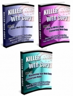 Killer Web Copy eBook with Master Resale Rights