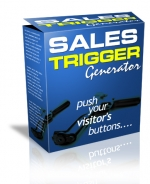 Sales Trigger Generator eBook with Private Label Rights