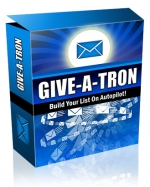 Give-A-Tron Software with Master Resale Rights