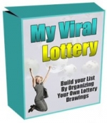 My Viral Lottery Software with Master Resale Rights