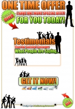 One Time Offer Templates V4 Template with Master Resale Rights
