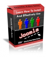 Learn How To Install And Effectively Use Joomla! Video with private label rights