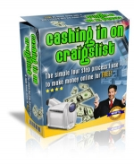 Cashing In On Craigslist eBook with Resell Rights