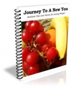 Journey To A New You eBook with Private Label Rights