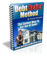 Debt Relief Method eBook with Resell Rights