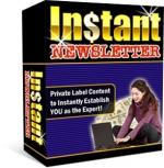 Instant Newsletter Software with Resell Rights