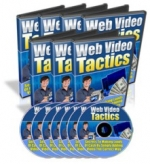 Web Video Tactics Video with Master Resale Rights