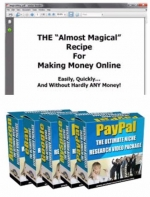Magical Way To Online Profits eBook with Master Resale Rights