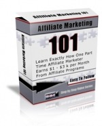Affiliate Marketing 101 Video with Personal Use Rights