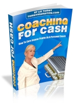 Coaching For Cash eBook with Master Resale Rights