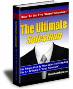 The Ultimate Salesman eBook with Private Label Rights
