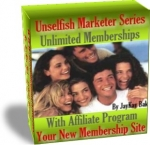 Unlimited Memberships - Your New Membership Site Software with Resale Rights